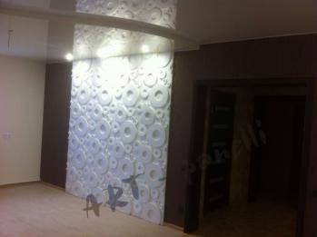 """Декоративные гипсовые панели в Казани -""""ART-Panelli"""" - Apertura"""
