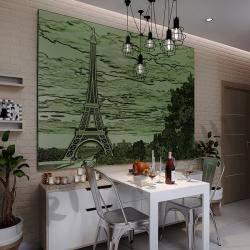 NUVOLE di Parigi - панно настенное объемное