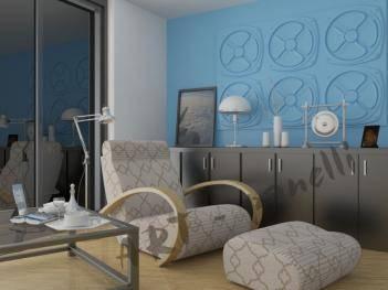 ELiCOTTERO - новинка в коллекции 3Д-панелей от АРТ-панелли