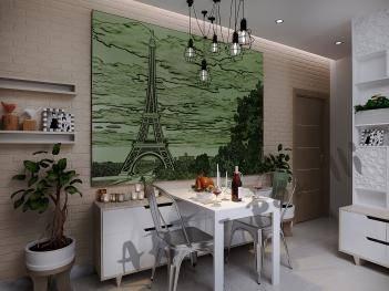 NUVOLE Di Parigi - декоративное объемное панно (новинка)